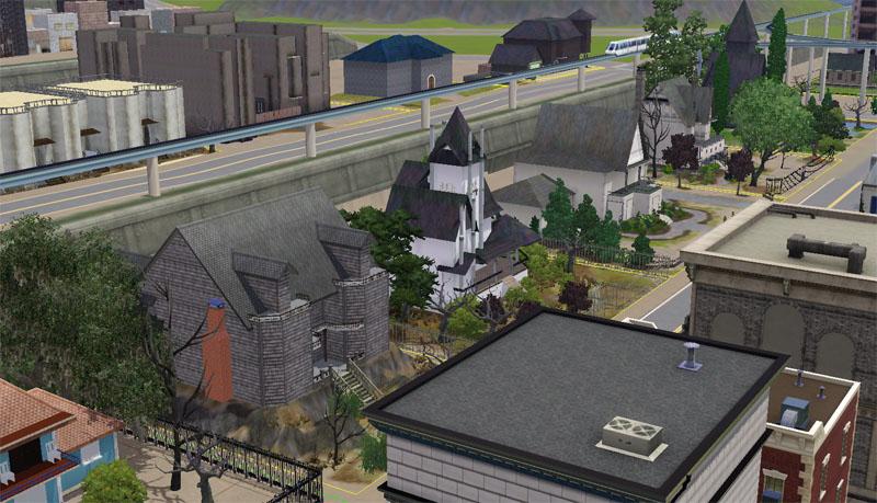 Rain City — The Sims Forums