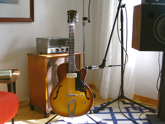New Favorite Guitar: 1962 Guild M-65 3/4