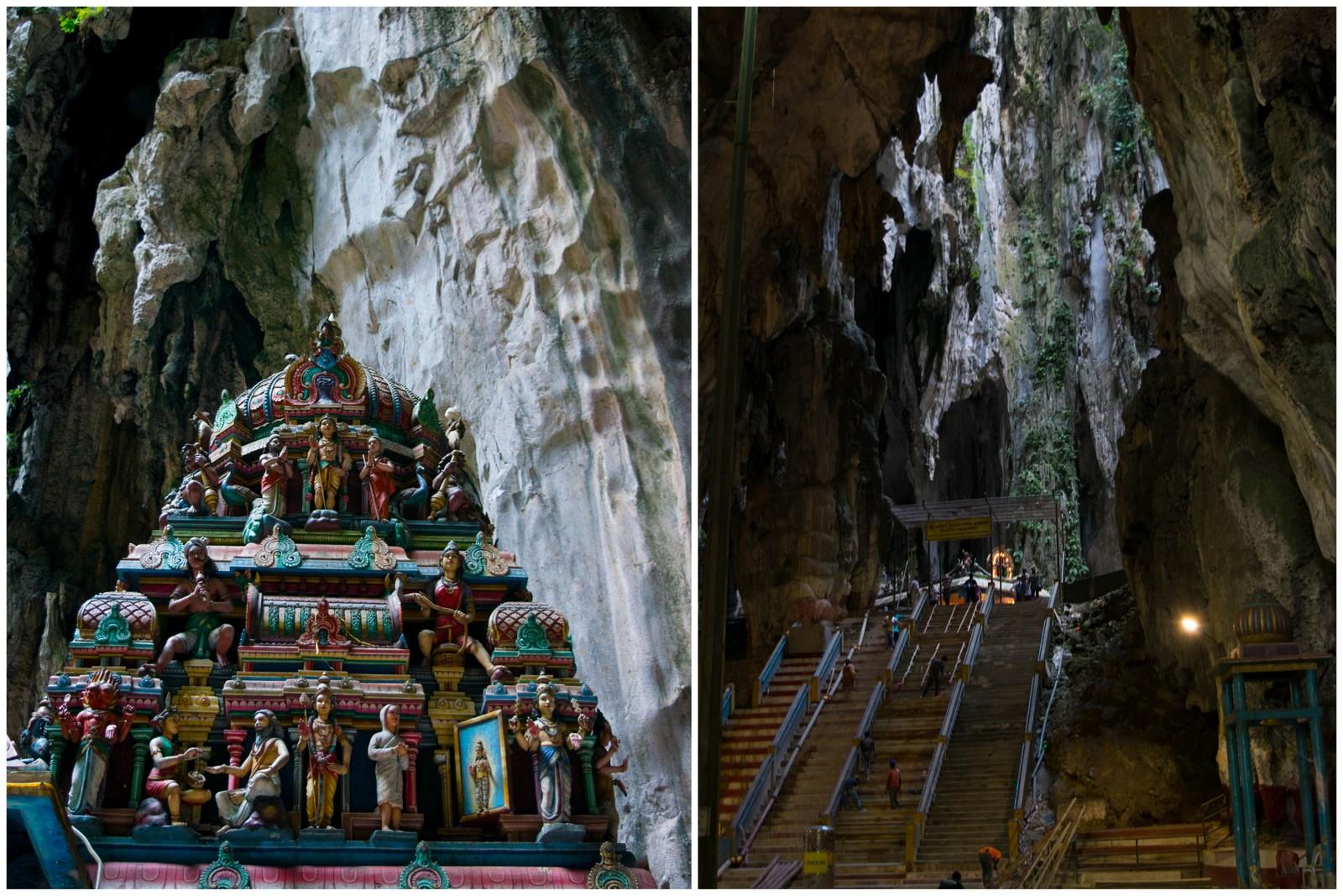 Batu Caves Temple - Kuala Lumpur Malaysia