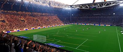 PES 2021 Allianz Stadium