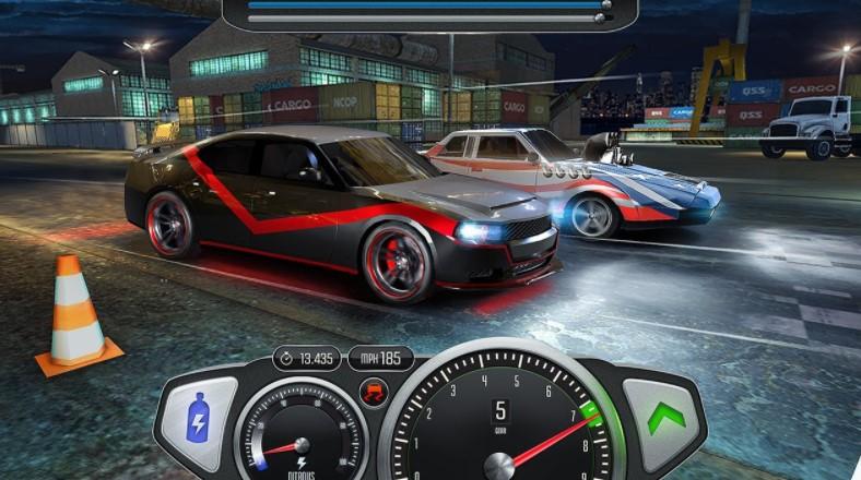 Top Speed Drag Racing