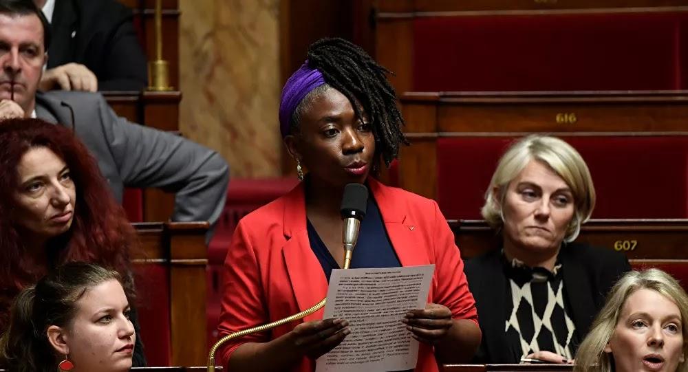 «J'ai mal à ma France»: Danièle Obono dénonce l'image de Valeurs actuelles, «insulte à ses ancêtres» et à la République