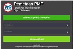 Rilis Pembaruan Aplikasi Pemetaan Mutu Pendidikan PMP 2018.05