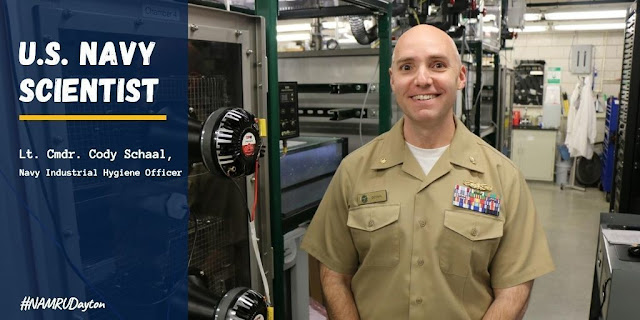 Lt. Cmdr. Cody Schaal