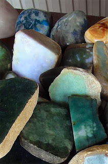 Raw cut jadeite for sale