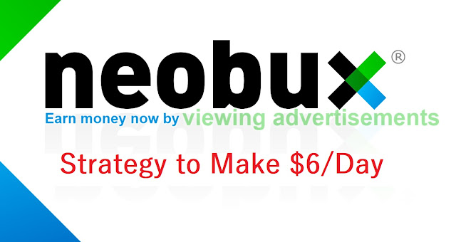 neobux strategy