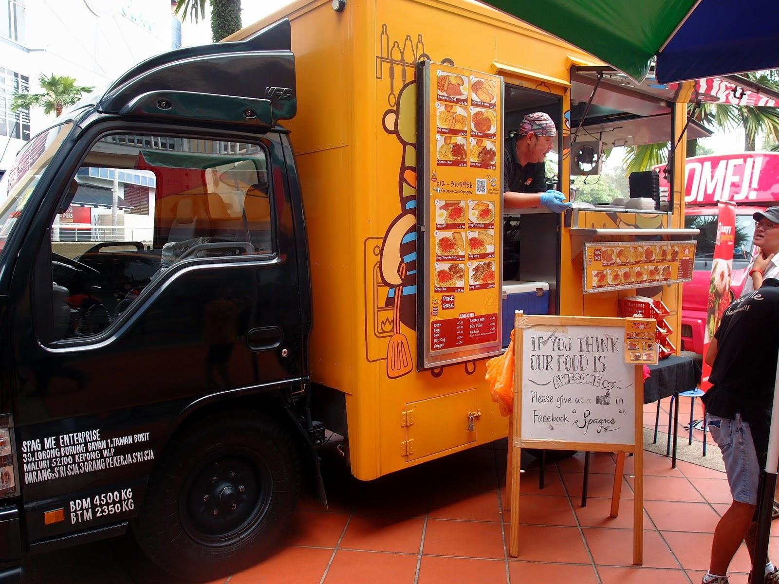 Lori Food Truck Murah