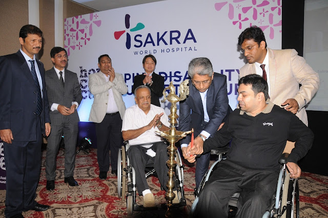 Sakra World Hospital Launches Spine Disabilty Support Group