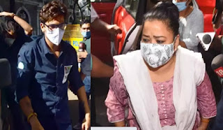 bharti singh in drugs case