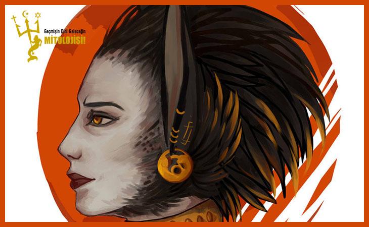 N.Kara, mitoloji, mısır mitolojisi, Amentet,Amentit,Imentet,Mısır mitleri, Mısır Tanrıçaları, Tanrıça Amentet,Mısır mitolojisinde ölülerin Tanrıçası,Horus ve Hathorun kızı, Mısır mitleri,