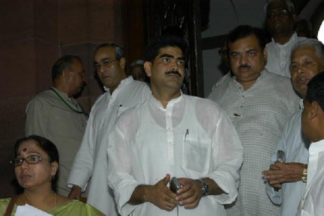 शहाबुद्दीन ने बिहार सरकार से अपनी जान को बताया खतरा