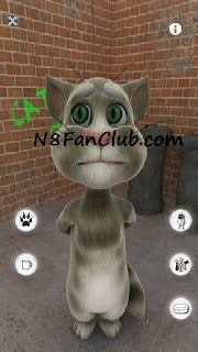 Talking Tom Cat - Symbian^3 - Full Version App Download - N8