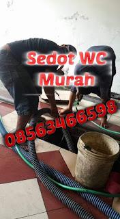 Sedot WC Jalan Semolowaru Surabaya