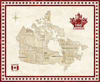 Northcott's Map of Canada