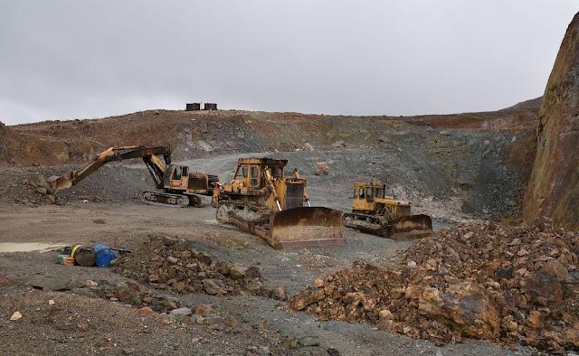 Mineras de oro quieren continuar en Armenia