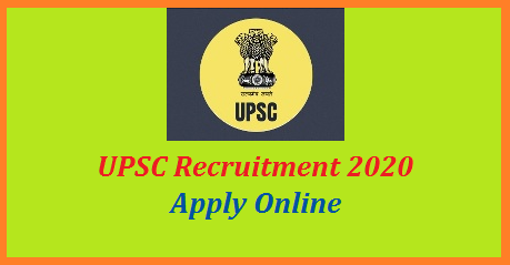 Union Public Service Commission of India UPSC has released Recruitment Notification 2020 to fill up Medical Officers, Assistant Engineers Specialist Assistant Grade III Professors, Senior Scientific Officers, and Architect post.. Interested Eligible aspirants may submit Online Application Form at www.upsc.gov.in