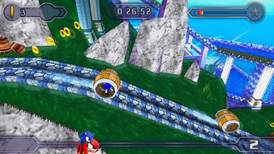 Download Sonic Rivals Game PSP for Android - www.pollogames.com