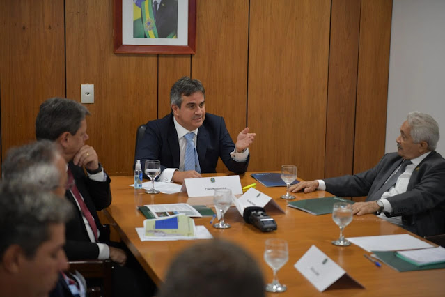Ciro Nogueira anuncia federalização das seguintes rodovias, PI-247 e PI-392