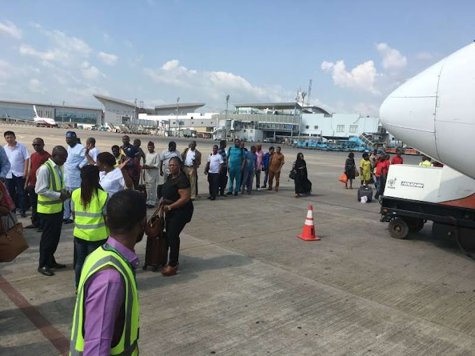 Buhari bans 50 high-profile Nigerians from travelling