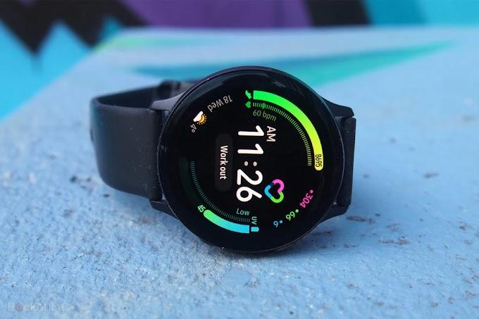 Sorteio - Ganhe Um: Smartwatch Galaxy Watch Active!