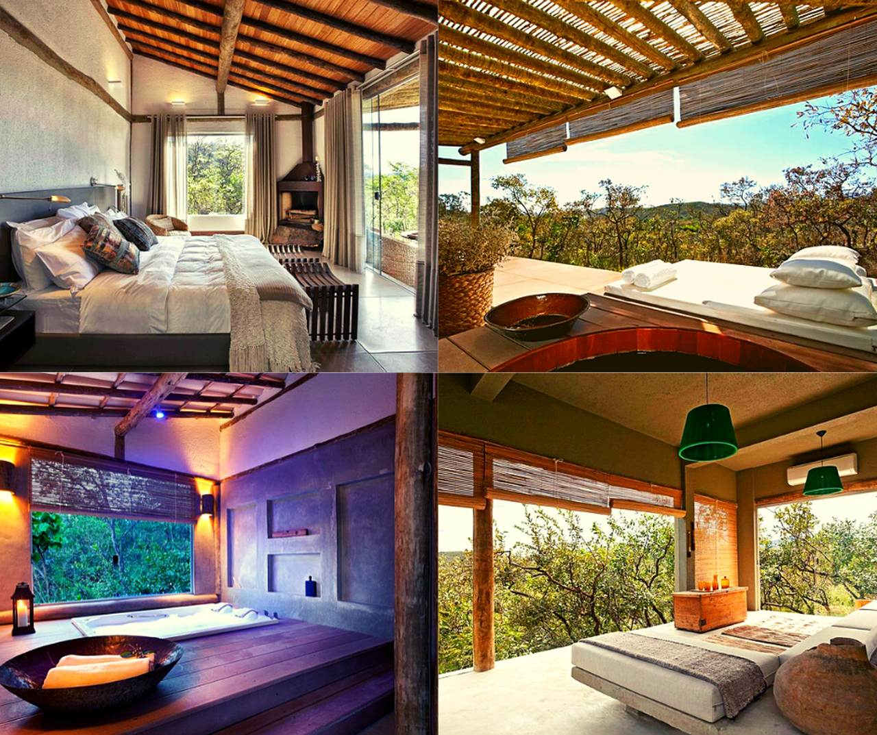Capim do Mato Pousada e & Spa by L'Occitane  na Serra do Cipó – Hospedagem de clima romântico perto de Belo Horizonte