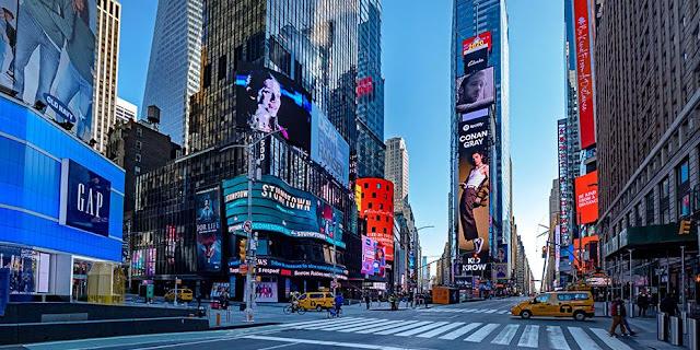 Νέα Υόρκη: 777 θύματα σε μία ημέρα