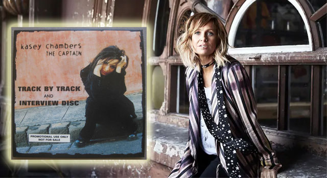 Kasey Chambers - The Captain 2019