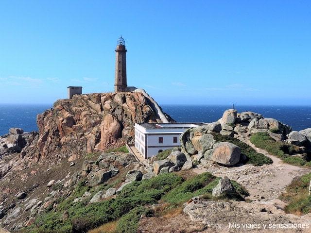 Faro de Cabo Vilán, Costa da Morte, Galicia