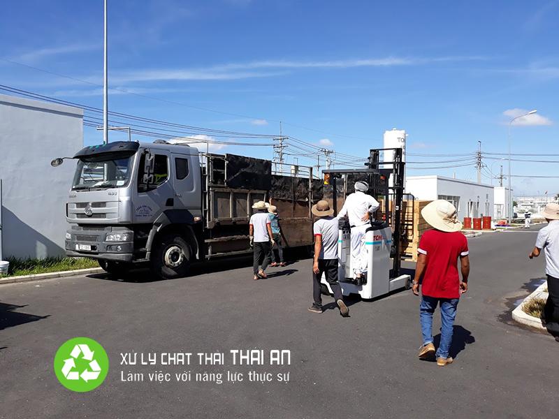 Dịch vụ xử lý chất thải dành cho các doanh nghiệp Nhật Bản