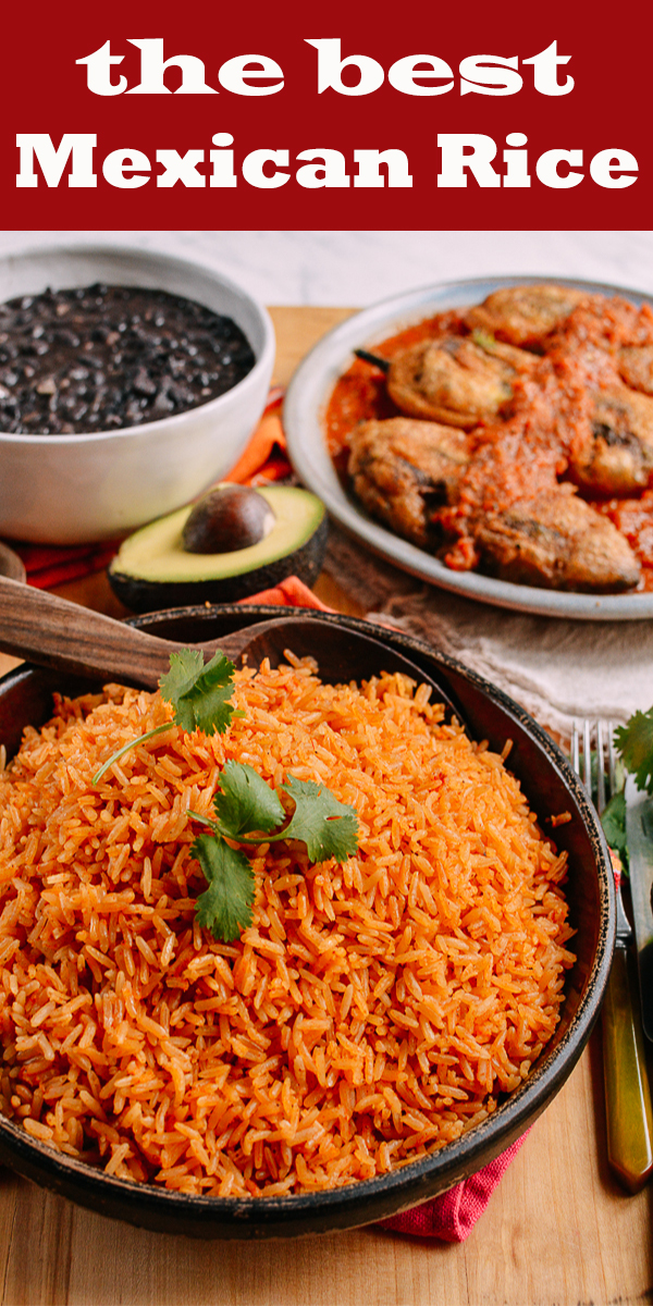 THE MOST AMAZING MEXICAN RICE #THEMOSTAMAZING #MEXICAN #RICE #THEMOSTAMAZINGMEXICANRICE