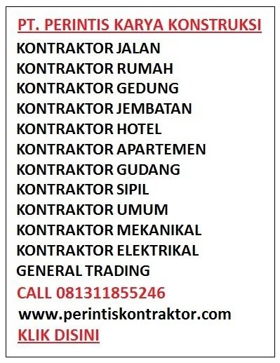 PT kontraktor