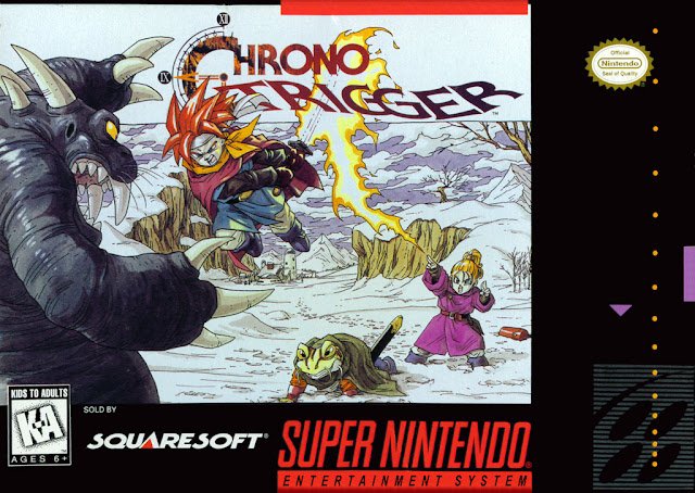 Chrono Trigger SNES Favorite games