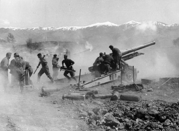 6 Απριλίου 1941. Η Γερμανική Επίθεση κατά της Ελλάδας