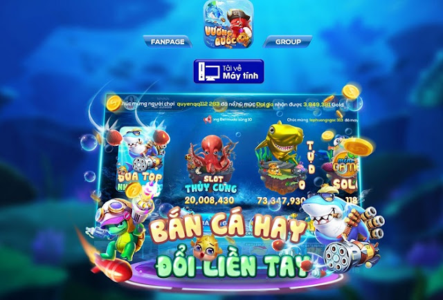 game ban ca doi the cao