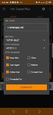 How to Create an HA Tunnel Plus Free Internet Hat File for Any Country Network