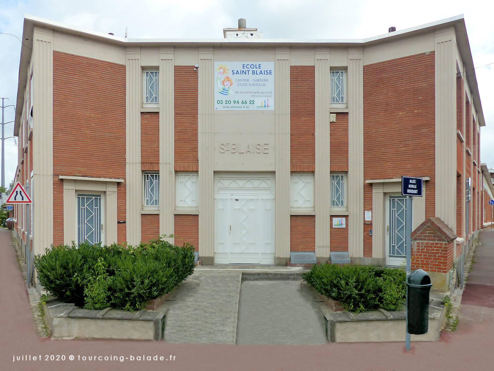 École Maternelle Saint Blaise, Tourcoing 2020
