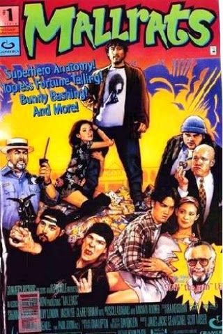 Mallrats [1995] [DVD FULL] [Latino]