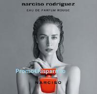Logo Narciso Rodriguez : richiedi il campione omaggio Eau de Parfum Rouge