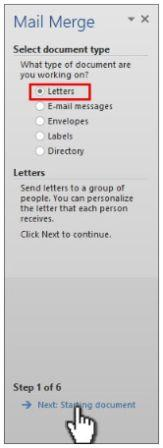 How to Use Mail Merge to Create and Send Mail, Labels and Envelopes in Bulk?