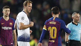 Barcelona vs Tottenham 1-1 Full Highlights