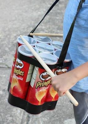 instrumentos musicales reciclados fáciles para niños