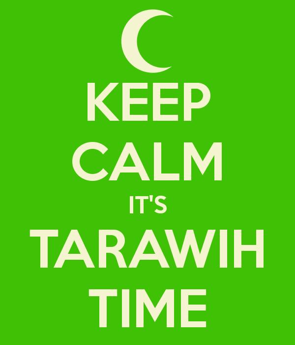 Image Result For Shalat Tarawih Sendiri