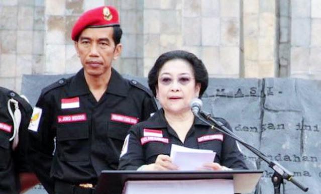 Megawati Heran : Masih Saja Ada yang Mau Dongkel-dongkel Pemerintahan Jokowi