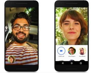 google duo on pc features