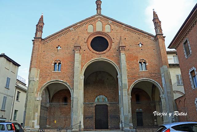 Iglesia de Santa Eufemia de Piacenza