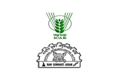 ICAR-NRCP-Guwahati-Logo