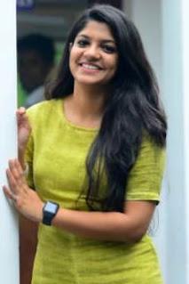 Actress Aparna Family Husband Parents children's Marriage Photos