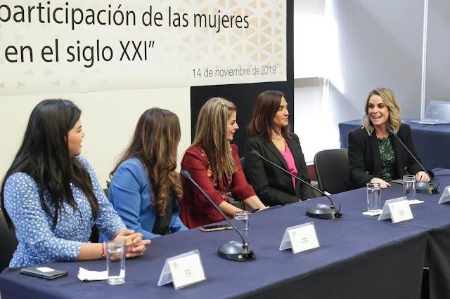 Impulsa el Senado respeto, igualdad y reconocimiento a las mujeres