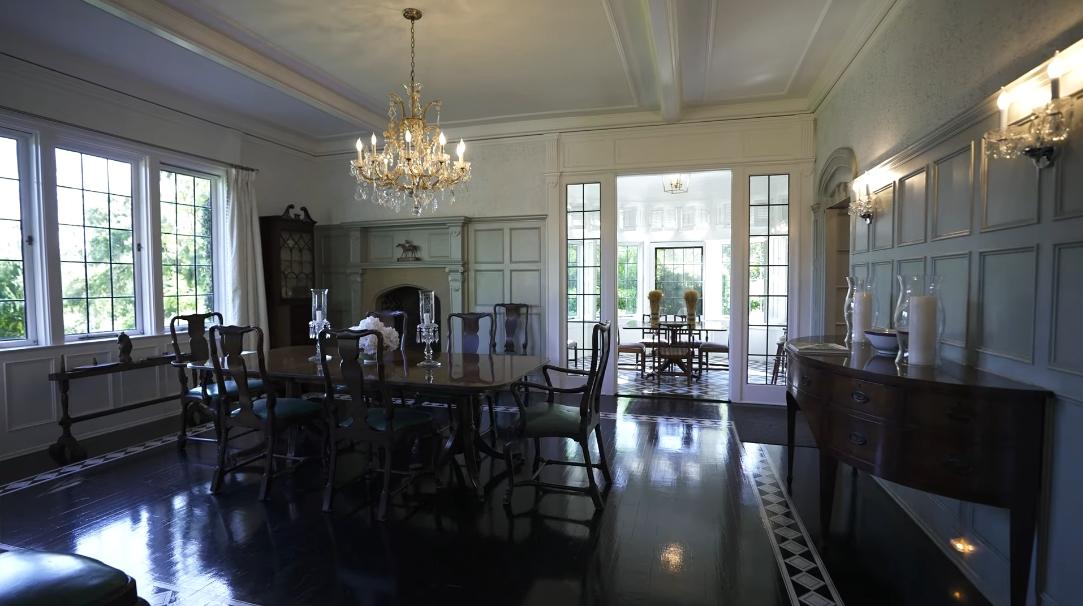 47 Interior Design Photos vs. 880 La Loma Rd, Pasadena, CA Luxury Mansion Tour