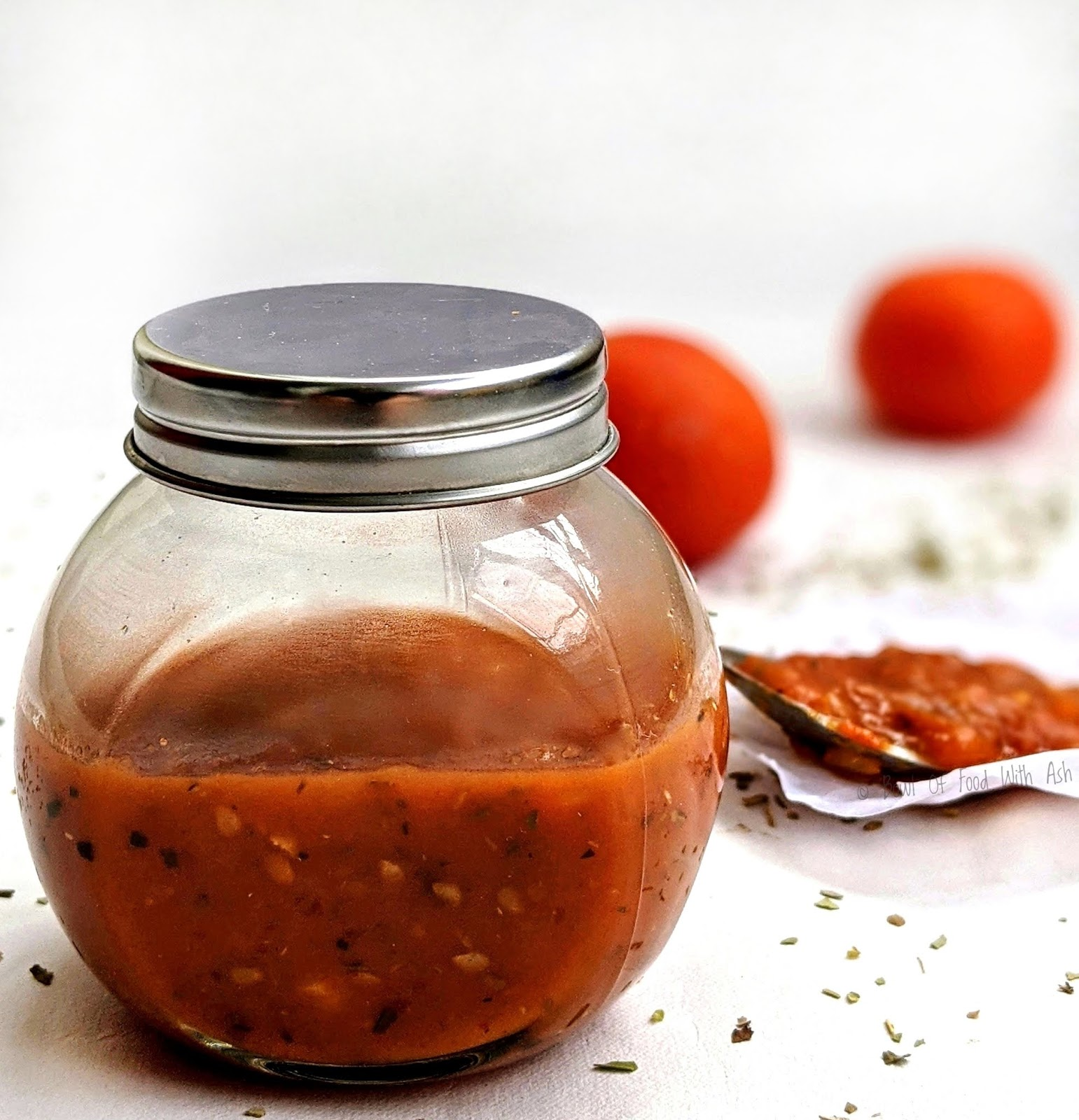 Easy Homemade Pizza Sauce Recipe | How To Make Pizza Sauce at home